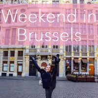 Weekend in Brussels